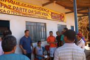 Edesio Fernandes fiscaliza posto de saúde no setor chacareiro de Porto Velho