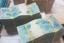 Polícia Federal prende homem sacando R$ 150 mil de conta