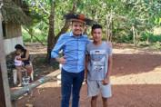 Deputado Alex Silva visita aldeias e ouve principais reivindicações do povo indígena