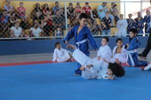 Projeto Talentos do Futuro realiza II Festival de Judô em Porto Velho