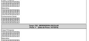 Confira os gabaritos do concurso da Semed de Porto Velho