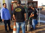 Fiscalização do Ipem na região central reforça combate à comercialização e uso de produtos irregulares