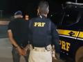 Taxista foragido da Justiça por tráfico é preso pela PRF em Porto Velho