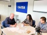 Prefeito de Ji-Paraná assina contrato com a Caixa e garante recursos para ETE do Rondon I