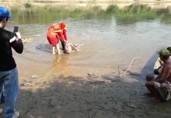 Corpo de pescador é encontrado no Rio Jamari