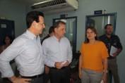 Prefeito entrega Unidade de Saúde reformada em Jacy