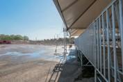 Parque dos Tanques começa a ser preparado para receber o maior arraial da região norte