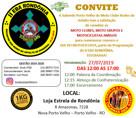 Bodes do Asfalto convidam motoclubes para comemorar Dia do Motociclista