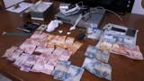 Denarc prende bando com drogas e dinheiro
