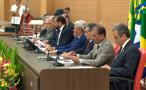 Acompanhe ao vivo a sessão que comemora os 36 anos da primeira Constituição de Rondônia