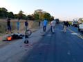 Motociclista morre ao colidir com caminhão na BR-364