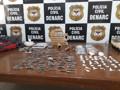 Denarc prende traficantes em flagrante na Capital após buscas