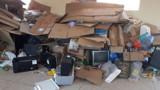 Sema coleta resíduos nas escolas municipais