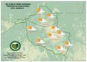 Meteorologia diz que pode chover em Porto Velho e no Vale do Jamari nesta quinta-feira