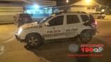 Bandido atira em policiais e acaba morto durante perseguição