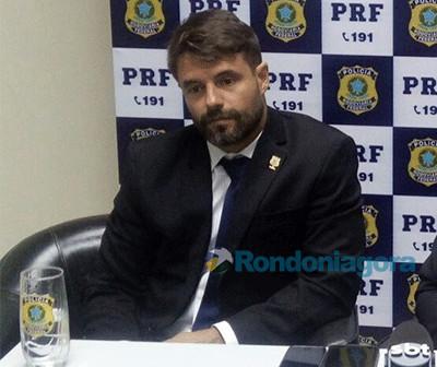 """""""Operação Pare e Siga"""": Superintendente da PRF é afastado e PF realiza buscas na sede do órgão em Porto Velho"""