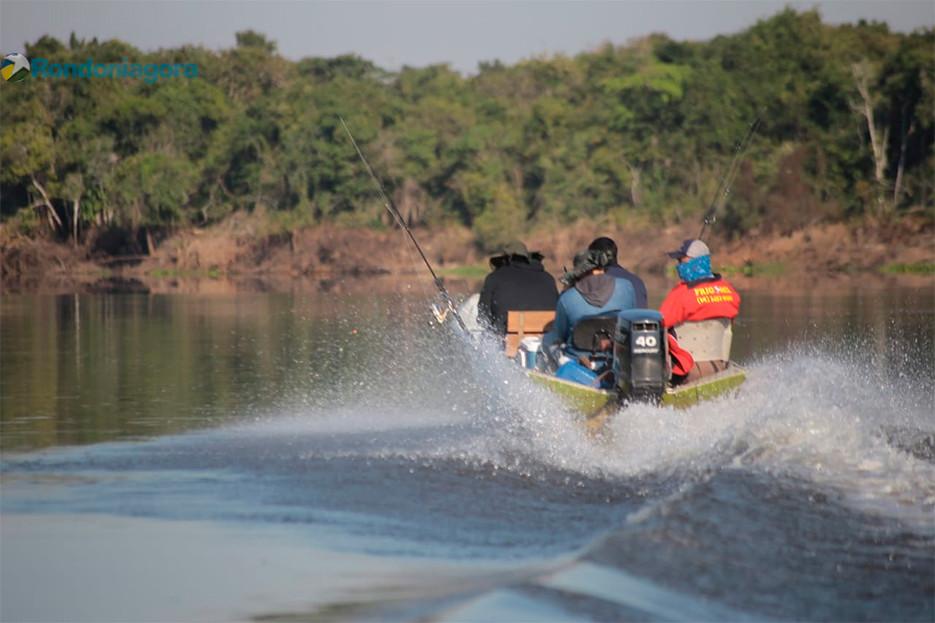 Vale do Guaporé, um paraíso ameaçado pela pesca predatória