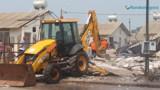 Casas atingidas por explosão no Orgulho do Madeira são demolidas