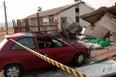 Vídeos e fotos: Identificado idoso morto em explosão no Orgulho do Madeira; homem morreu ao acender luz