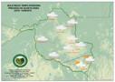 Temperatura será amena em Rondônia nesta quarta-feira, prevê o Sipam