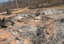 Vídeo: Duas pessoas morrem em incêndio na Zona Rural de Machadinho do Oeste