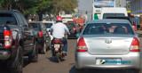 Falta de energia tumultua trânsito nas primeiras horas da manhã na Capital