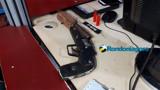 Dupla é presa com arma caseira na Zona Leste