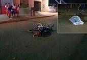 Idoso morre e criança fica ferida após bêbado invadir contramão na Capital