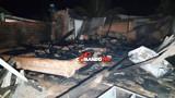 Usuário de drogas incendeia casa da mãe e acaba preso pela PM