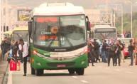Homem faz reféns em ônibus na Ponte Rio-Niterói