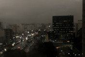 """""""Os paulistas tiveram seu dia de rondoniense"""", diz meteorologista à BBC"""