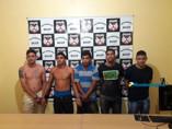 Vídeo: Polícia prende assaltantes que roubaram condomínio e casa de coronel