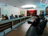 Reunião no MP discute execução de Plano de Gestão Ambiental para reforçar combate às queimadas