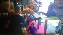 Vídeo: Câmeras flagram ladrão assaltando panificadora em Porto Velho