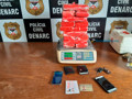 Traficantes são presos com mais de 19 quilos de droga em Porto Velho
