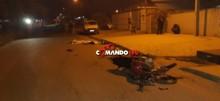 Motociclista morre atropelado após motorista avançar preferencial