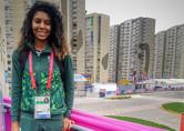 Atleta de Rolim de Moura, Ketyla Teodoro compete nos Jogos Parapan-Americanos de Lima