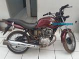Jovem compra moto roubada no OLX e vai preso