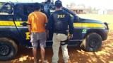 PRF prende homem com documento falso tentando liberar carreta