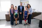 Apoio de Alex Silva garante ginastas mirins no Campeonato Nacional de Ginástica Rítmica