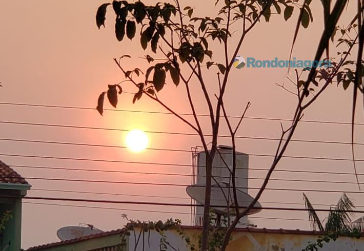 Onze cidades de Rondônia registrarão calor de 42 graus no domingo