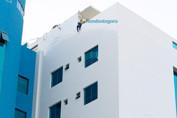 Adolescente ameaça se jogar do prédio do MP em Porto Velho