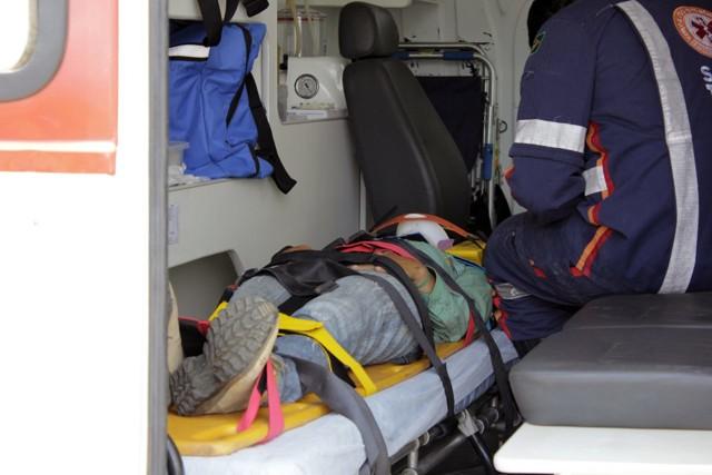 Cerca de 45% dos atendimentos mensais do Samu em Porto Velho são de acidentes de trânsito