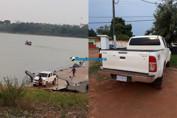 Delegacia de Furtos e Roubos da Capital recupera mais uma caminhonete que já estava na Bolívia