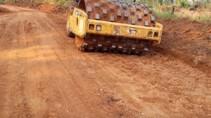 Semagric prossegue recuperação de estradas em Extrema e região