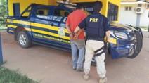 PRF prende 3 foragidos da Justiça em menos de 24 horas