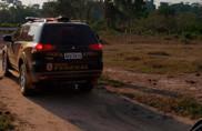 Operação da PF mira invasores e desmatadores do Assentamento Margarida Alves