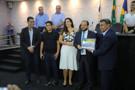 Câmara de Vereadores homenageia presidente da Assembleia com o título de Cidadão de Ji-Paraná
