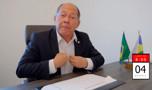 Deputado Coronel Chrisóstomo comanda audiência pública com ministro sobre questão mineral em Rondônia