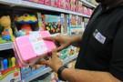 Ipem alerta consumidores para que só comprem brinquedos com selo de certificação